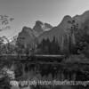 Yosemite Morning in Autumn