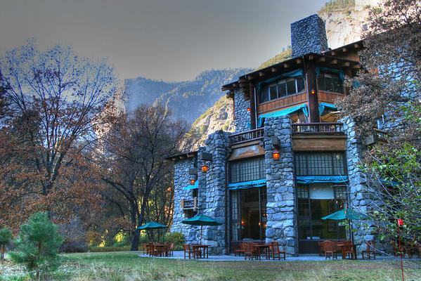 Visit to Yosemite - November 2009