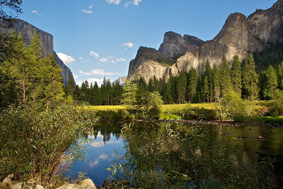 Valley View, Yosemite National Park, California