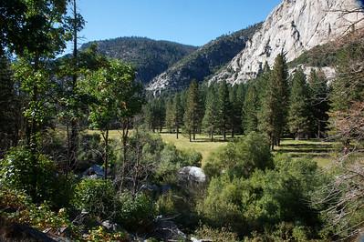 Zumwalt Meadow, Kings Canyon National Park, California