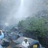 Wet and Cold Bridalveil Falls