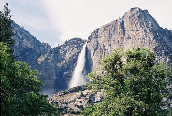 Yosemite Trip 2000