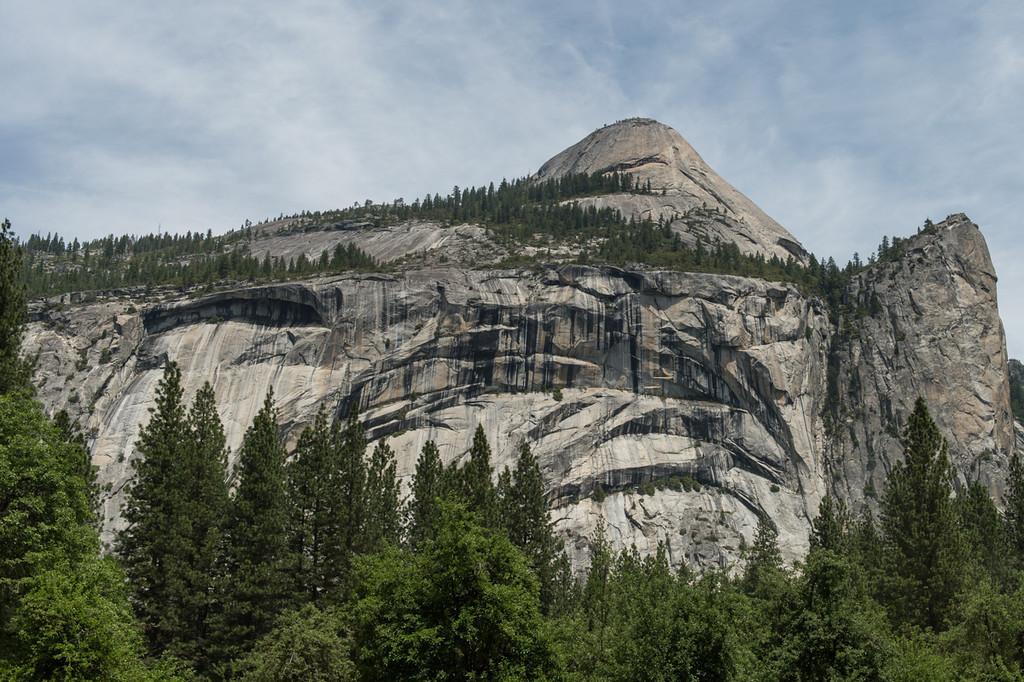 Granite dome...