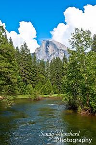 Yosemite 2010 - Half Dome