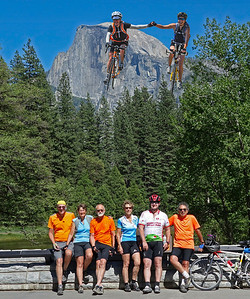 Yosemite by Bike