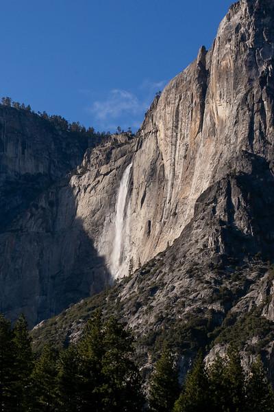 Yosemite Falls Portrait