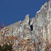 North wall detail