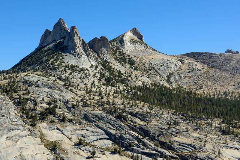 Echo Peaks