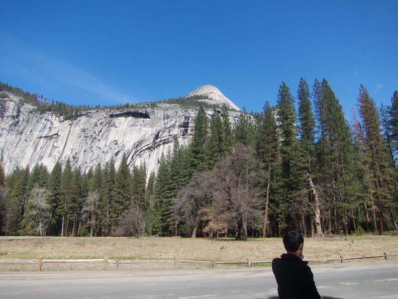Royal Arches and North Dome<br /> Yosemite - 2016-03-15 at 13-44-26