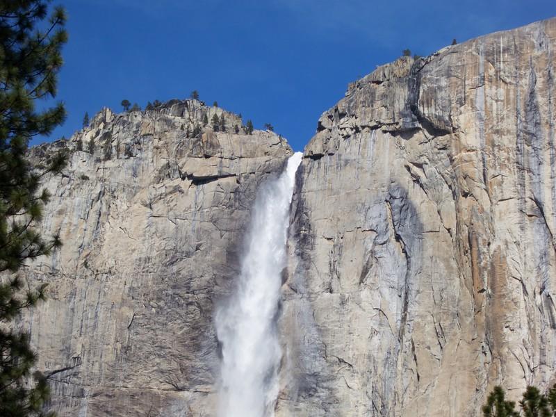 Upper Yosemite Falls<br /> Yosemite - 2016-03-16 at 13-25-31