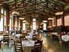The Majestic Ahwahnee Dining Room as Lunch Ends