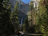 Upper Yosemite and Lower Yosemite Falls