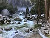 The Rapids below the falls