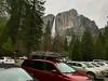 Upper Yosemite Falls from Yosemnite Lodge