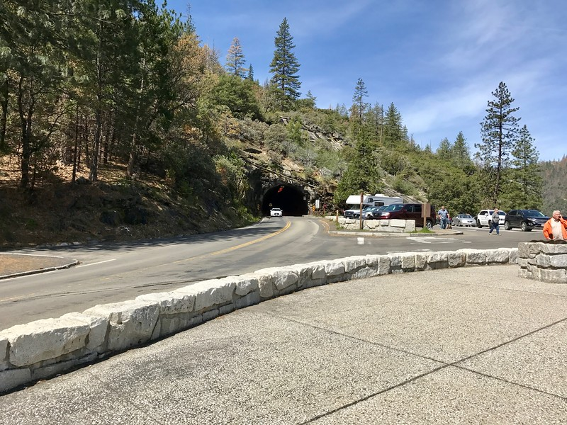 The Wawona Tunnel