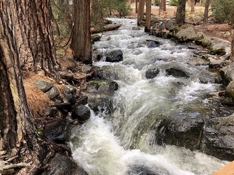 Indian Canyon Creek at Ahwahnee Drive