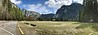 Ahwahnee Meadow Panorama