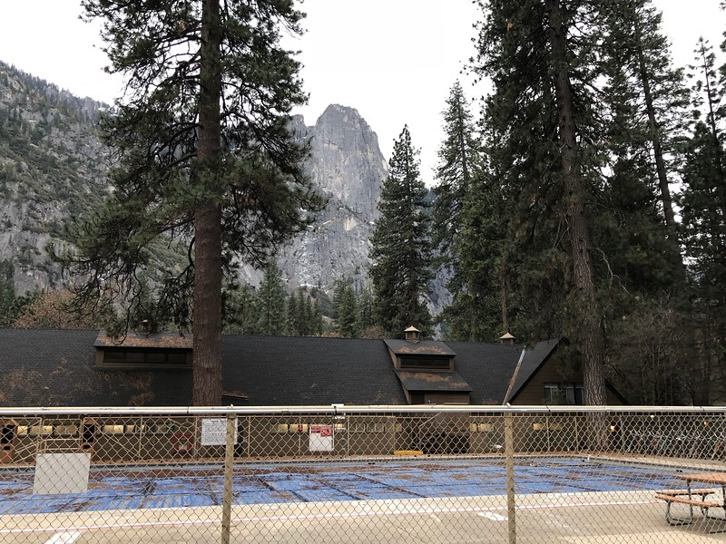 SentinRock above the Lodge pool