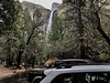 Bridalveil Falls from the parking lot