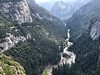 Bridalveil Falls and the Merced River
