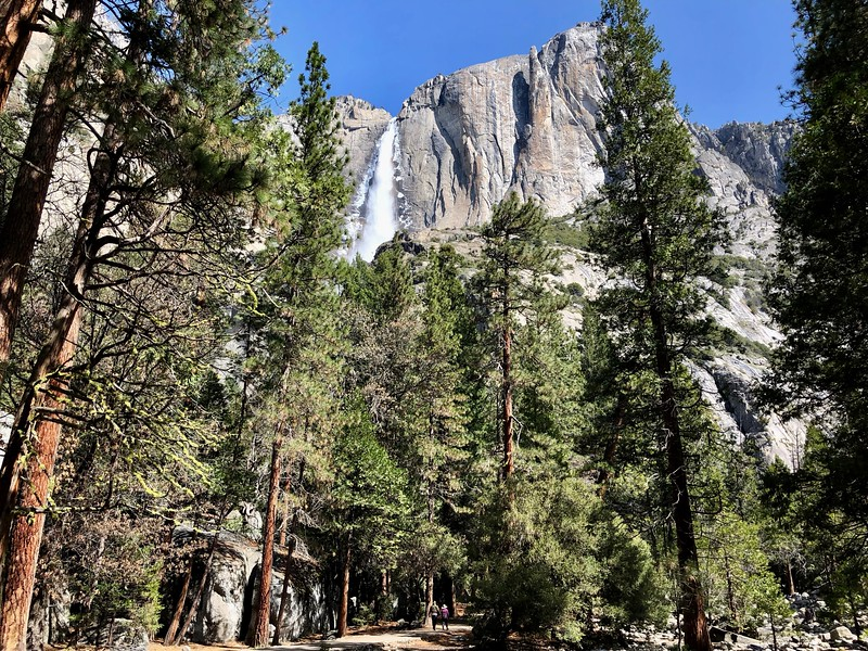 Yosemite Falls and the Lost Arrow