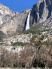 Upper Yosemite Falls (note the shadow)