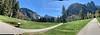 Cooks Meadow Panorama