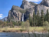 Bridalveil Falls from Valley View