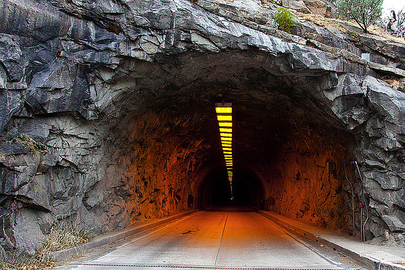 Wawona Road Tunnel