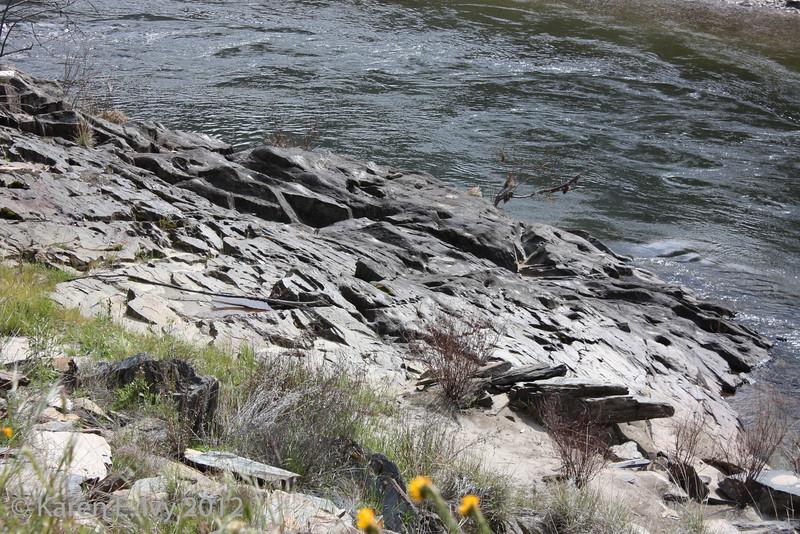 Merced River, Railroad Flat