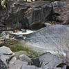 Base of Bridal Veil Falls