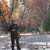 Park ranger did the geology walk