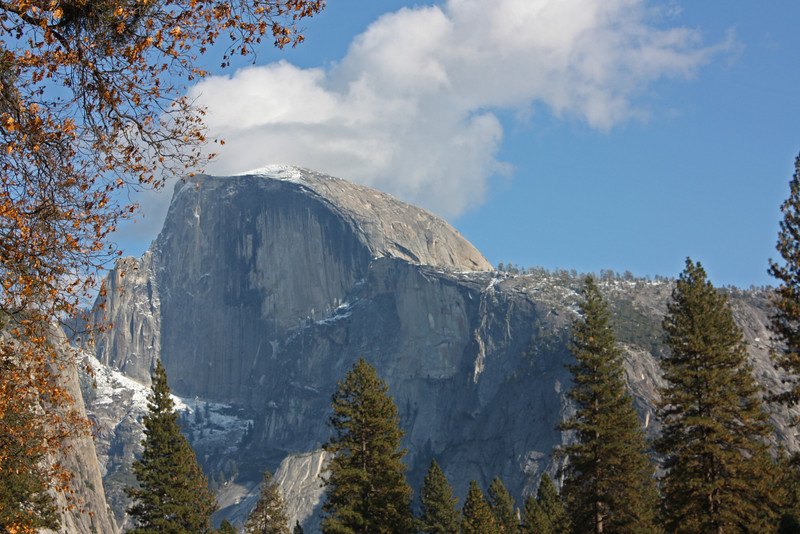 Half Dome from farther away