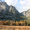 Yosemite Valley north wall