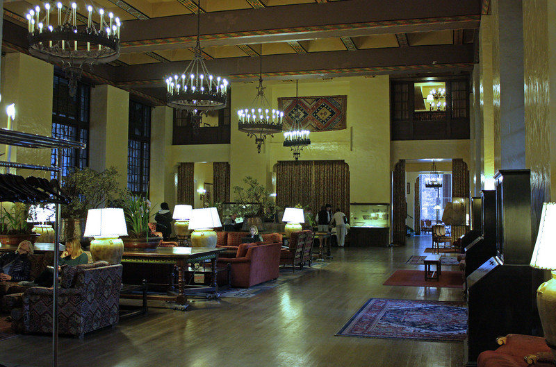 Ahwahnee great room