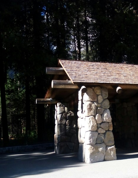 National Park structure, Yosemite National Park