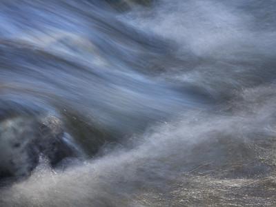 Awahnee Creek ripples