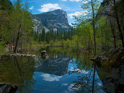 Serenity Mirror Lake