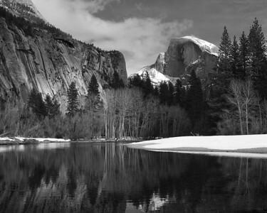 Half-Dome, Yosemite.