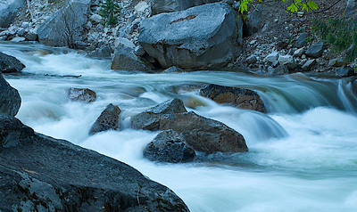 Merced River Tranquility