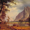 Yosemite Valley (Bierstadt,1866).
