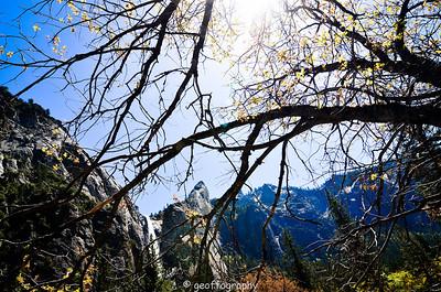 Majestic Bridal Veil Falls