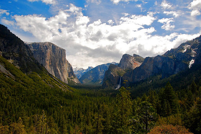 Ansel's Yosemite Valley