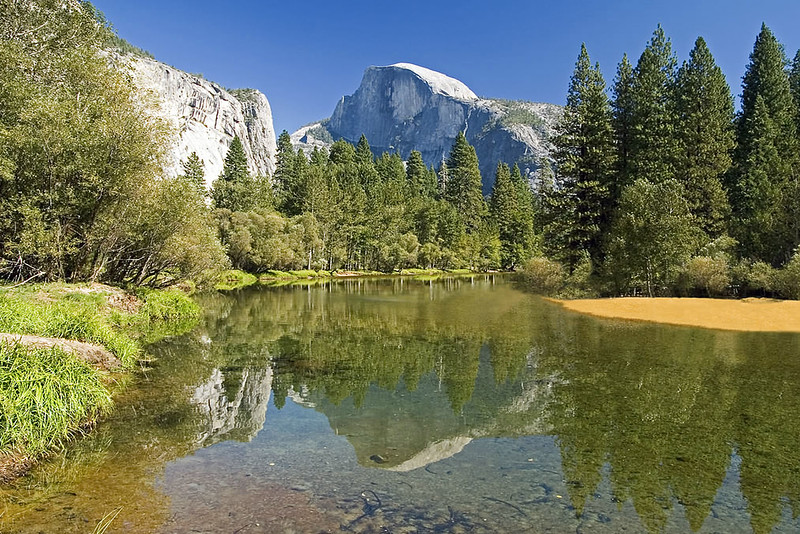Reflecting Half Dome