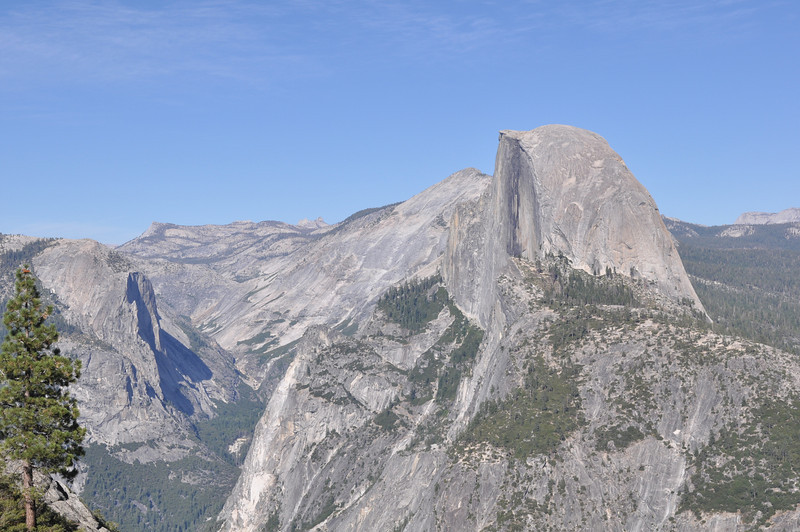 Half Dome View, Glacier Point