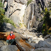 "<span id=""title"">Jonathan</span> @ Lower Yosemite Falls"