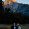 "<span id=""title"">Thanksgiving Portrait</span> After our fancy dinner at the Ahwahnee Hotel, we got this sunset shot in a meadow nearby."