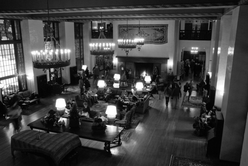 "<span id=""title"">Ahwahnee Interior</span> This is one of the giant meeting rooms in the hotel. There are plenty of places all over to hang out and relax."