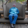 "<span id=""title"">Chair</span> This bizarre chair is next to the Ahwahnee along a path. There's another one across from it that I sat in to take the photo."