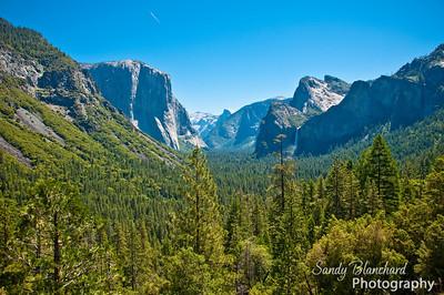 Yosemite - June 2010 - Tunnel View